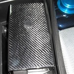 C5 97-04 Corvette Carbon Fiber Fuse Box Cover