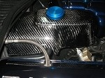 C5 C6 Corvette Carbon Fiber Brake Booster Cover