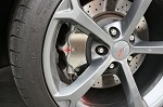 Corvette C6 Grand Sport/Z06 Polished Stainless Caliper Overlays