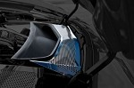 C7 Corvette Stingray 2014+ Vent Tube Cover - Perforated
