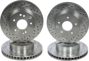 C3 Corvette Brake Rotors for 1968-1982