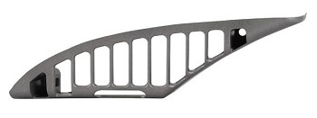 1990-1996 C4 Corvette LH Inner and Outer Dash Vent Grilles