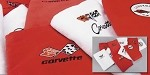 Corvette C3 C4 C5 C6 Luxury Bath/Beach Towels Embroidered