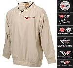 Corvette C3 C4 C5 C6 Harriton Windshirt