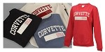 Corvette Fairway Mens Crew Neck