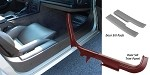 1984-1987 C4 Corvette Door Sill Trim Panels