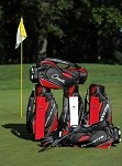 Corvette C3 C4 C5 C6 Golf Club Bag With Logos