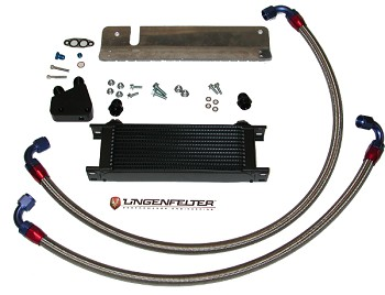 C5 Corvette Engine Oil Cooler Package, 1997-2004 Lingenfelter