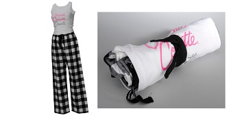 Women's Corvette Cozy Kit Tank & Pant Combo