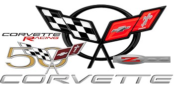 Corvette C5 97-04 Full Size Re-Stickable Wall Decals