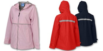 New Englander Corvette Rain Jacket for Ladies
