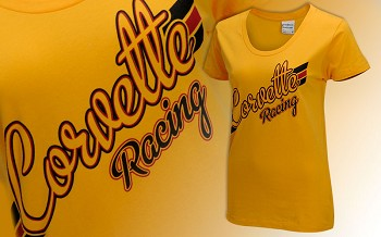 Ladies Corvette Racing Tee