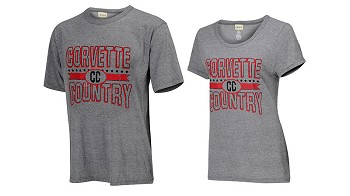 Corvette Country T-Shirts