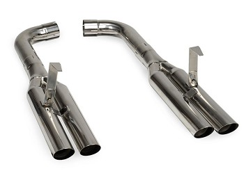 1974-1982 Corvette C3 Stainless Steel Quad Power Mufflers