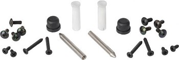 1978-82 C3 Corvette Glass T-Top Hardware Repair Kit