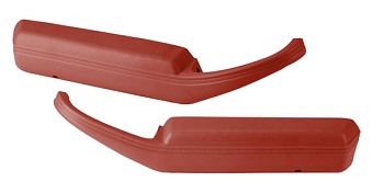 1978-1982 Corvette C3 Reproduction Armrests in Colors