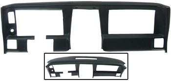 C3 1978-1982 Corvette Dashboard Cover