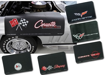 Corvette C3 C4 C5 C6 Sure-Gripper Fender Covers