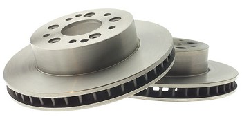 C3 Heavy Duty Complete Set OEM Type Replacement Rotors for 1965-82
