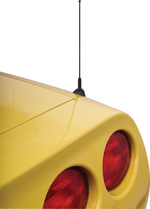 Corvette C5 1999-04 Z06 & Fixed Roof Coupe Shorty Antennas