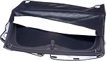 C6 Corvette 05-13 Top Panel Storage Bags Color Matched