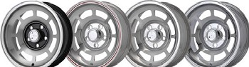 1968-82 YJ8 Aluminum C3 Corvette Wheels, Restoration Quality