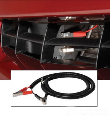 Corvette C6 Emergency Access System & Battery Charger Port