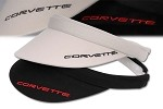 Ladies' Clip-On Corvette Visor
