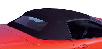 1998-2004 C5 Corvette Convertible Top Replacement - Black or Tan