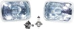 Corvette C4 84-96 Headlight Conversion Kit w/ Standard Halogen Bulbs