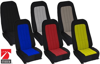 Neoprene C3 Corvette Seat Covers