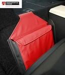 C4 Corvette Two-Tone Route Bags Additional Behind The Seat Storage