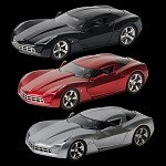 C7 1:18TH CORVETTE STINGRAY CONCEPT DIECAST