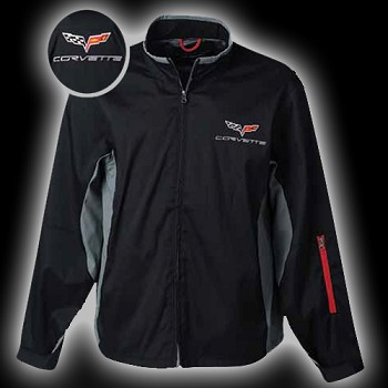 C6 C5 MATRIX CORVETTE JACKET