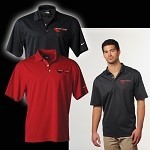 2010-2013 C6 Corvette GRAND SPORT NIKE DRI-FIT POLO