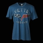C6 CORVETTE VETTE LEGEND T-SHIRT