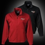 60TH ANNIVERSARY C6 CORVETTE CUTTER & BUCK JACKET