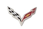 C7 Corvette Stingray 2014+ Lapel Flag Pin
