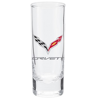 C7 Corvette 2014+ Premium Cordial Glass