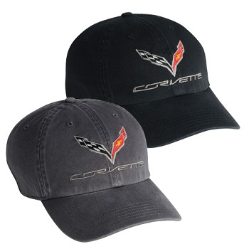 C7 2014 Premium Garment Washed Cap