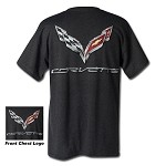 C7 2014 Logo Flag T-shirt