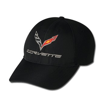 C7 2014 Micro Fiber With Micro Athletic Mesh-Back Cap