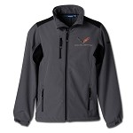 Men's & Women's C7 2014 Reebok Softshell Jacket