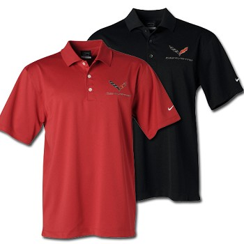 Men's C7 2014 Nike Dri Fit Performance Polo