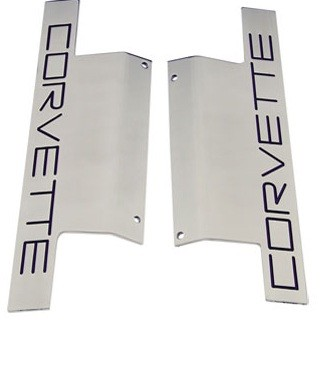 Corvette C4 93L-96 Fuel Rail Covers