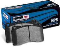 Corvette C5 97-04 Hawk Front Brake Pads HPS Series