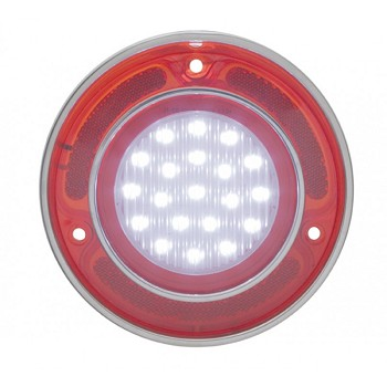 1968-1982 Corvette C3 LED Taillight Sets