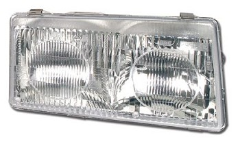 1997-2004 C5 Corvette Front Lamps Headlight