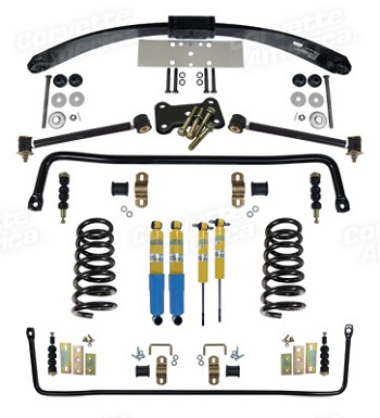 1968-1982 Corvette C3 Performance Suspension Kits