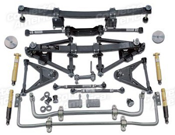1968-1982 Corvette C3 Performance Plus Suspension System